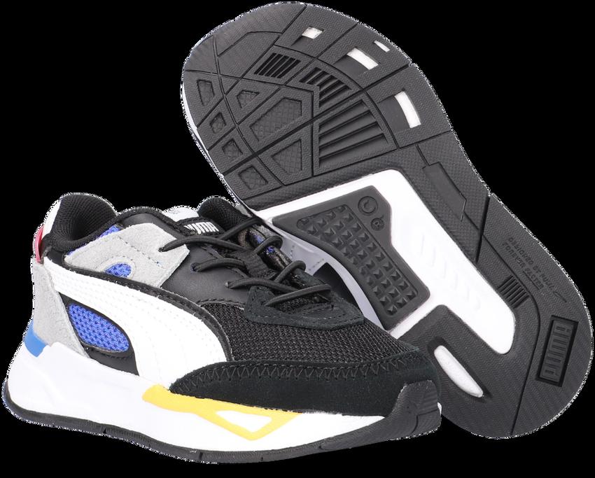 Zwarte PUMA Lage sneakers MIRAGE SPORT REMIX INF/PS  - larger