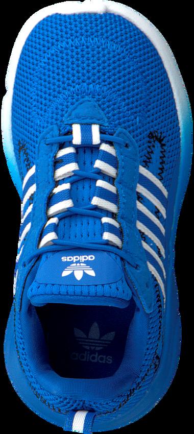 Blauwe ADIDAS Lage sneakers HAIWEE EL I  - larger