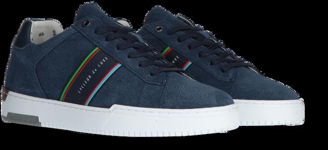 Blauwe CYCLEUR DE LUXE Lage sneakers BRUCE  - large