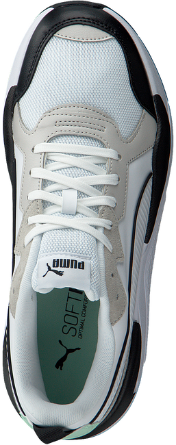 Witte PUMA Lage sneakers X-RAY GAME  - large