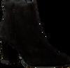 Zwarte PAUL GREEN Enkellaarsjes 9423 - small