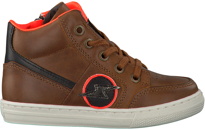 909a8a9655f Cognac PINOCCHIO Sneakers P1897 - Omoda.nl