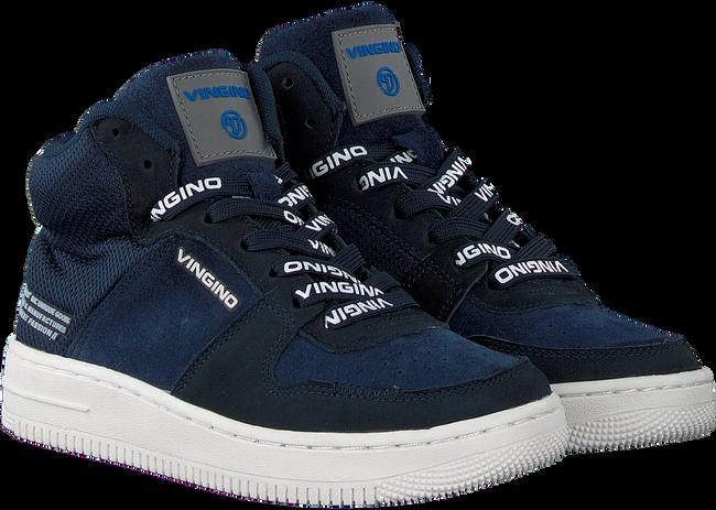 Blauwe VINGINO Sneakers OVAN MID  - large