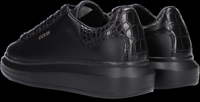 Zwarte GUESS Lage sneakers SALERNO  - larger