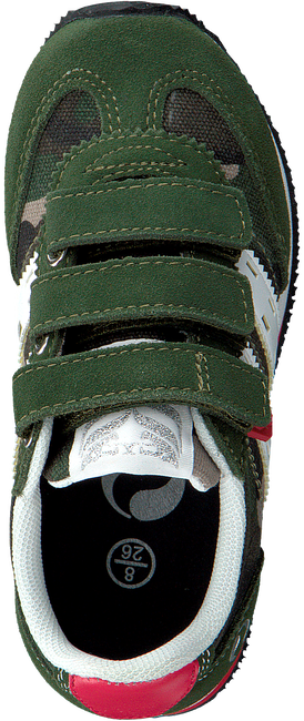 Groene QUICK Sneakers CYCLOON JR VELCRO  - large