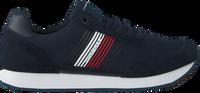 Blauwe TOMMY HILFIGER Lage sneakers CORPORATE RUNNER  - medium