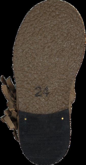 Taupe CLIC! Lange laarzen CL9064  - large