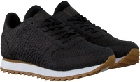 Zwarte WODEN Lage sneakers YDUN CROCO II - medium