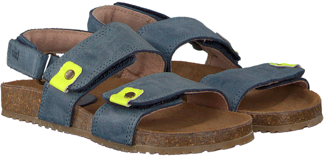 Blauwe CLIC! Sandalen TROY - large