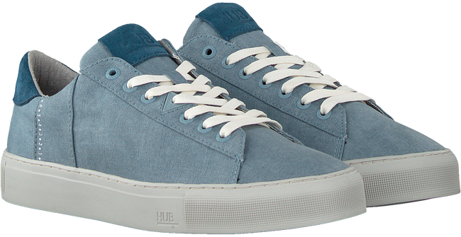 Blauwe HUB Lage sneakers HOOK-M CS 9QEQH2Pl