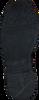 Zwarte APPLES & PEARS Enkellaarsjes EVITA  - small