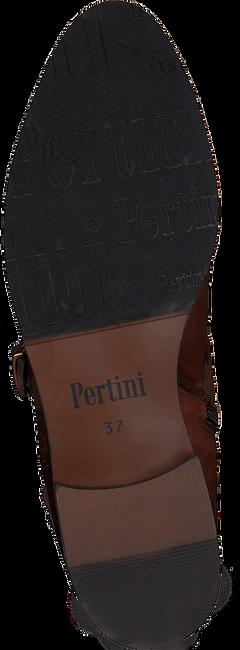 Cognac PERTINI Enkellaarsjes 30060  - large
