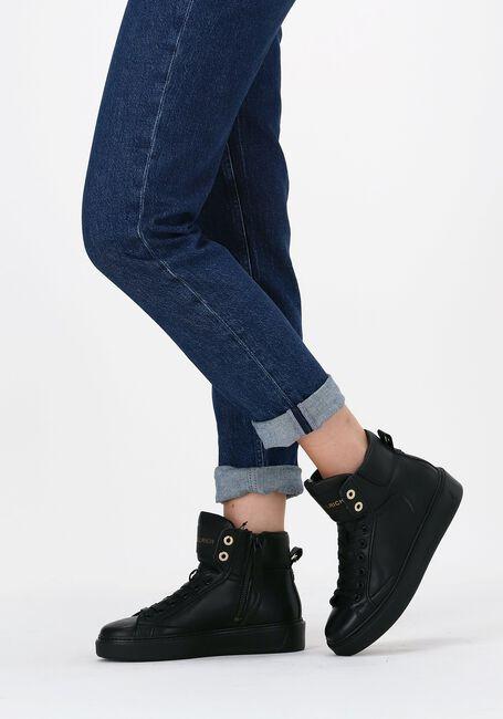 Zwarte WOOLRICH Hoge sneaker CLASSIC COURT MID  - large