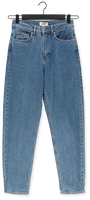 Blauwe JUST FEMALE Mom jeans STORMY JEANS 0104
