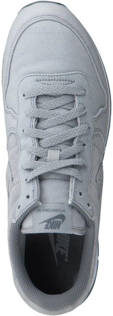 Grijze NIKE Sneakers INTERNATIONALIST MEN  - large