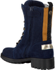 Blauwe NINNI VI Veterboots SHOE-05  - small
