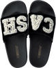 Zwarte THE WHITE BRAND Slippers CASH  - small