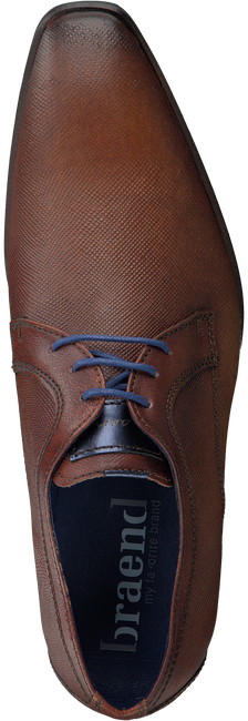 Cognac BRAEND Nette schoenen 415218  - large