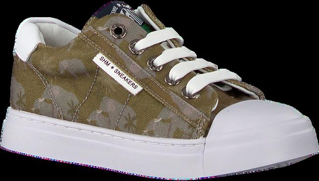 Groene SHOESME Lage sneakers SH20S035 WRECdVs4