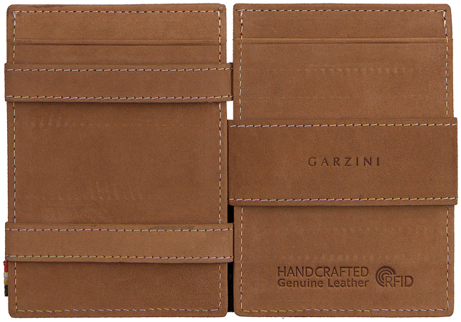 Cognac GARZINI Portemonnee CAVARE - large