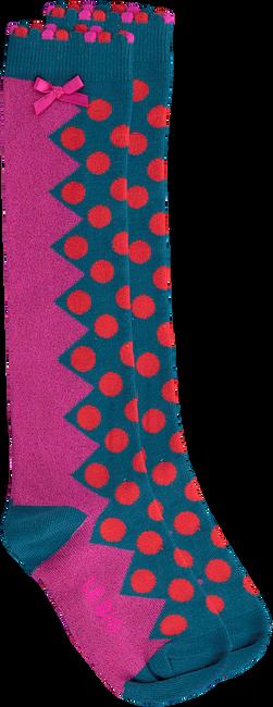 Roze LE BIG Sokken PLONI KNEE HIGH  - large