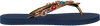 Blauwe UZURII Slippers COLORFUL - small