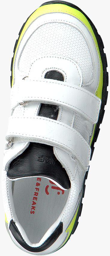 Witte JOCHIE & FREAKS Lage sneakers 20420  - larger