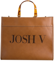 Cognac JOSH V Shopper ALEXA - medium