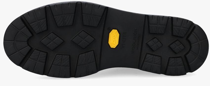 Zwarte WOOLRICH Hoge sneaker MILITARY BOOT  - larger