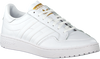 Witte ADIDAS Lage sneakers TEAM COURT M  - small