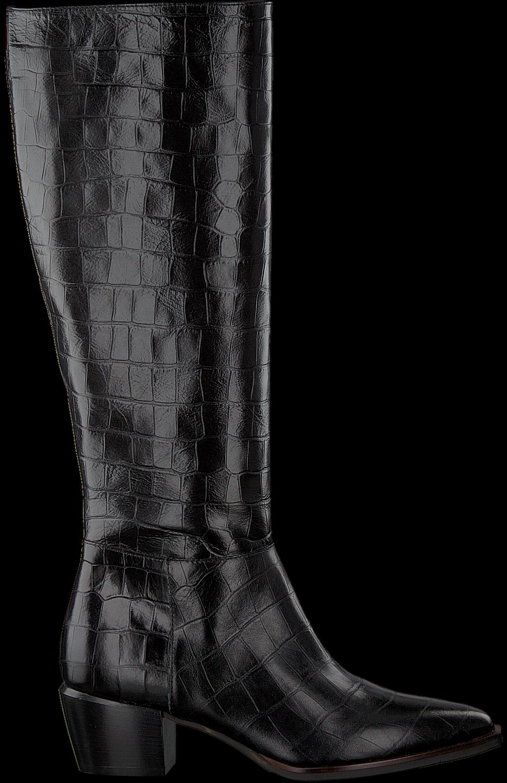 Zwarte MARIPE Hoge laarzen 29383 | Omoda