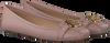 Roze MICHAEL KORS Ballerina's FULTON MOC  - small