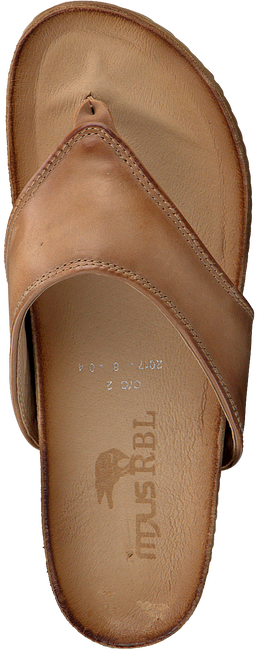 Cognac MJUS Slippers 463004 - large