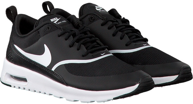 Zwarte NIKE Sneakers AIR MAX THEA WMNS  - large