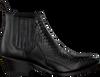 Zwarte SENDRA Chelsea boots LIA - small