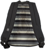 Zwarte ORIGINAL PENGUIN Rugtas CHATHAM STRIPE BACKPACK - small