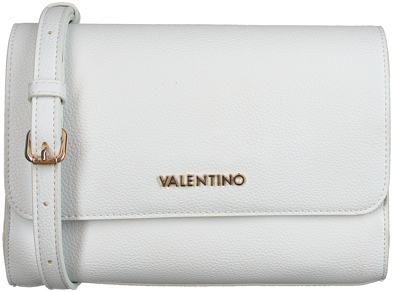 a54a31a4db4 Witte VALENTINO HANDBAGS Schoudertas SUMMER MEMENTO SATCHEL - large. Next