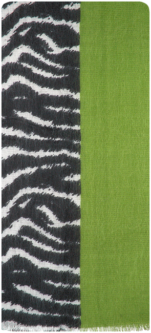 Groene ABOUT ACCESSORIES Sjaal 384.78.715.0  - large
