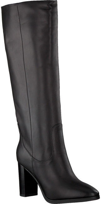 Zwarte LOLA CRUZ Lange laarzen 304B10BK - large