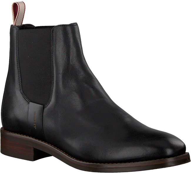 Zwarte GANT Chelsea boots FAY CHELSEA WeZqlu4B
