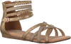 Gouden BULLBOXER Sandalen AED009  - small