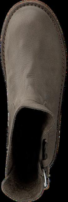 Taupe SHABBIES Enkellaarsjes 181020074  - large