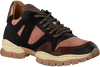 Zwarte VIA VAI Sneakers ALISHA  - small