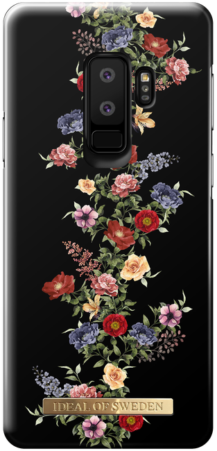 Zwarte IDEAL OF SWEDEN Telefoonhoesje FASHION CASE GALAXY S9 PLUS - large