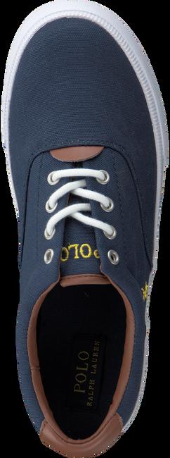 Blauwe POLO RALPH LAUREN Sneakers VAUGHN II KIDS  - large