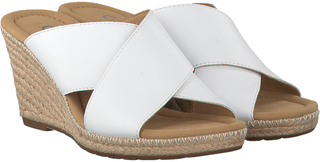 Witte GABOR Slippers 829 - large