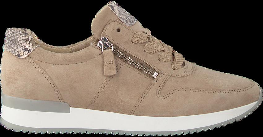 Beige GABOR Lage sneakers 420  - larger