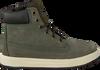 Groene TIMBERLAND Sneakers DAVIS SQUARE 6 INCH KIDS  - small