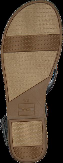 Zilveren TOMS Sandalen LEXIE - large