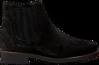 Zwarte GABOR Chelsea boots 701  - medium